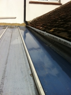 Replacement roof sheets