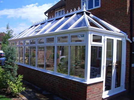 Conservatory External Clean