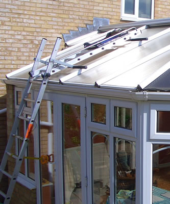 External And Internal Conservatory Cleaning In Kent