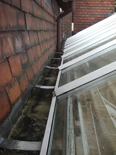 Gutter And Fascia Cleaning Conservatory Medic