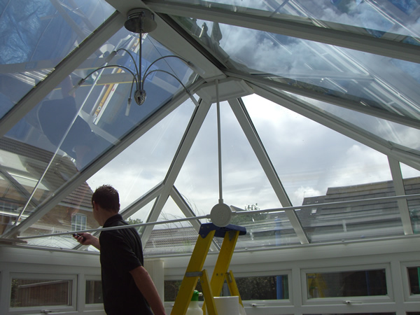 Solar Window Film For Glass Roofs And Side Windows
